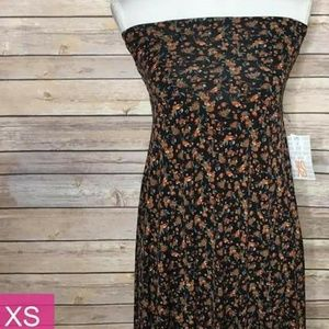 Brand New XS Lularoe Maxi Skirt